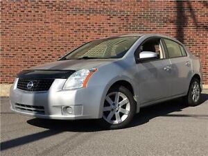2009 Nissan Sentra 2,0 à partir de 33$ sem 100% approuvé