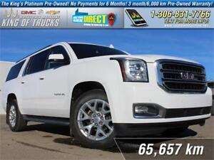2015 GMC Yukon XL 1500 SLT 8-Seater | DVD | PST Paid