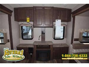 NEW 2016 Forest River Flagstaff Super Lite 526 RLWS 5th Wheel Windsor Region Ontario image 12