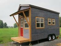 tiny house parking wanted