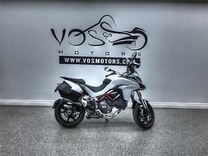 2015 Ducati MultistradaS1200-Stock#2702NP-No Payments For 1 Yr**