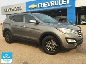 2013 Hyundai Santa Fe Luxury 4WD (2.4L Engine,Sunroof)