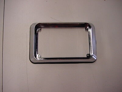 Whelen 600 Series Chrome Flange - 6eflange - New