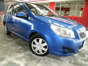 2009 Holden Barina TK MY09 Blue 5 Speed Manual Hatchback Welshpool Canning Area Preview