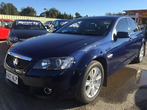 2008 Holden Calais VE MY08.5 Blue 5 Speed Sports Automatic Sedan North Brighton Holdfast Bay Preview