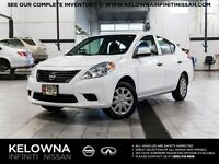 2012 Nissan Versa 1.6 S Manual Transmission