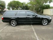 2005 Ford Falcon BA MkII Futura (LPG) 4 Speed Auto Seq Sportshift Wagon Clearview Port Adelaide Area Preview