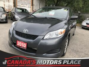 2010 Toyota Matrix MINT- DONT MISS