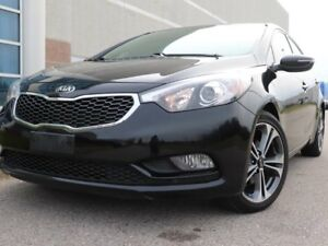2015 Kia Forte EX | Heated Seats | Reverse Camera | Bluetooth |