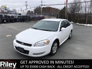 2011 Chevrolet Impala LT STARTING AT $76.55 BI-WEEKLY