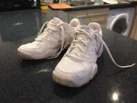 Nike Women's Trainers UK6.5 'City Court' pink & white