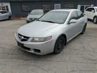 2004 ACURA TSX 6SP MANUAL RARE!! AS TRADED SPECIAL!! Cambridge Kitchener Area Preview