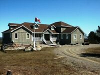Magnificent home with best view in the Ottawa Valley
