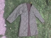 Camping Quilted Jacket - Heathrow