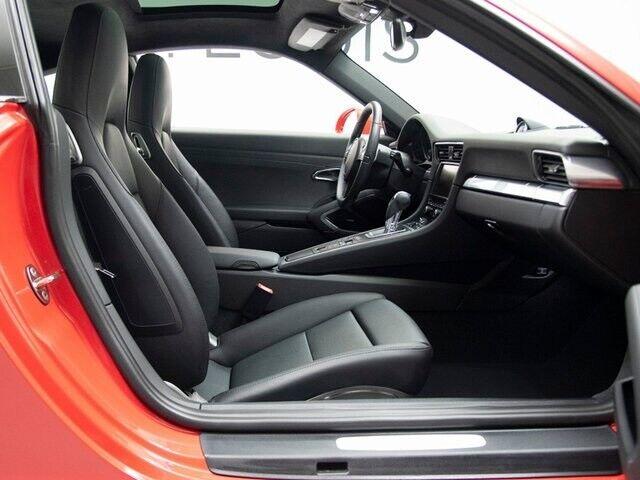 Image 20 Coche Americano usado Porsche 911 2015