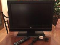 26 inch LG LCD TV