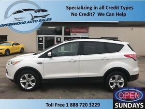 2014 Ford Escape SE! NAVI! PANO ROOF! LEATHER! FINANCE NOW!
