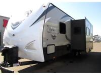 NEW 32 FT CROSSROADS WESTERN COUNTRY 28 BH TRAVEL TRAILER