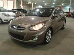 2013 Hyundai Accent GLS ((LOADED!!)) ***FRESH TRADE!!!***