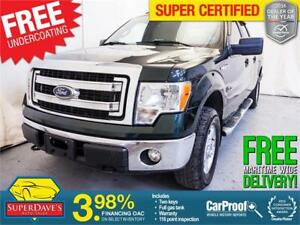 2014 Ford F-150 XLT 4X4 *Warranty* $183.78 Bi-Weekly OAC