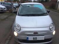 2010 Fiat 500 1.2 Pop 3dr [Start Stop] 3 door Hatchback