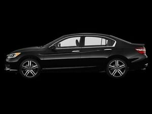Honda Accord Sedan Touring 2017