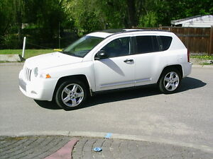 2007 Jeep Compass Limited SUV, LEATHER 3MTH WARRANTY