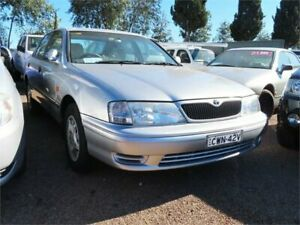 2000 Toyota Avalon MCX10R CSX Silver, Chrome 4 Speed Automatic Sedan Minchinbury Blacktown Area Preview