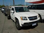 2009 Holden Colorado RC LX White 5 Speed Manual Cab Chassis Victoria Park Victoria Park Area Preview
