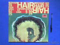 vintage Vinyl LP-HAIR-from the London Musical Production 1968