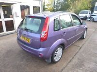 FORD FIESTA - LR06UOG - DIRECT FROM INS CO