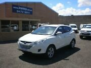 2012 Hyundai ix35 LM MY11 Active (FWD) White 6 Speed Automatic Wagon Beaconsfield Fremantle Area Preview