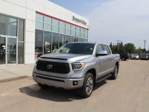 2018 Toyota Tundra Platinum 5.7L V8 Leather, Nav and more!!!!