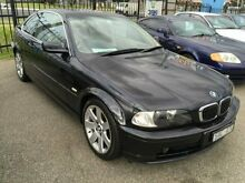 2000 BMW 320CI E46 Cosmos Black 5 Speed Automatic Coupe Dandenong Greater Dandenong Preview