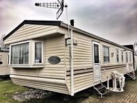 brilliant family caravan sited on exciting safe family holiday park
