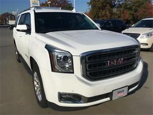 2017 GMC Yukon XL SLT 1500 4x4 White 8 seater just 15.000 km
