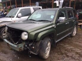 JEEP PATRIOT 2.4L PETROL 2008 - *BREAKING*