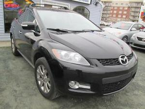 2009 Mazda CX-7 GT TURBO AWD-S U V-LEATHER -LOADED-SUN ROOF