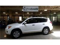 2012 Toyota Rav4 4WD 4AT. Now located at 10110 82 Ave!