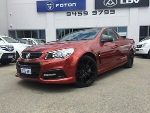 2014 Holden Ute VF SS Red 6 Speed Manual Utility Beckenham Gosnells Area Preview