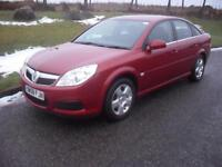 Vauxhall/Opel Vectra 1.8i VVT ( 140ps ) 2009MY Exclusiv 1 Owner FSH MOT 16/1/18