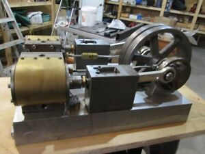 Auction Sale New Mike Brown Steam Engine/ Tools/ Boat etc!!!