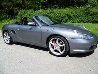 Porsche Boxster 3.2S Manual. 2003/03. Superb car