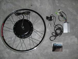 36Volt Ebike conversion kit (DD MXUS motor 335 rpm) - NEW