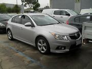 2012 Holden Cruze JH MY12 SRi Silver 6 Speed Automatic Hatchback Moorabbin Kingston Area Preview