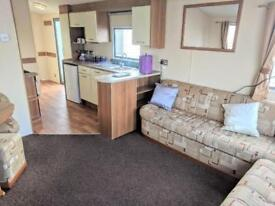 FREE 2018 & 2019 Pitch Fees, Static Caravan, 2 bed, sleeps 6, choice of pitch