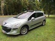 Low KMs stylish Peugeot 308 station wagon Elanora Gold Coast South Preview