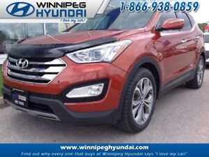 2013 Hyundai Santa Fe Sport 2.0T AWD Limited Sunroof Leather
