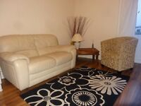 1 bed fully furnished property for let glasgow south side £450 PCM