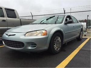 Chrysler Sebring LX FANTASTIC CONDITION 2.7 V6 EXCELLENT!!